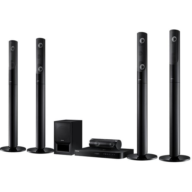Samsung 3D Blu-ray Home Entertainment System J5550K. Discover Incredible Sound Quality 5.1 Channel Home Theater System,Enjoy a sharper 3D experience,The wireless way to enjoy great entertainment. FREE Delivery Shop Online