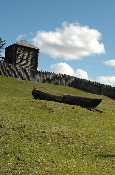 Punta Arenas, Chile - Fuerte Bulnes?