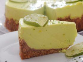 O Barriguinhas: Cheesecake de Lima