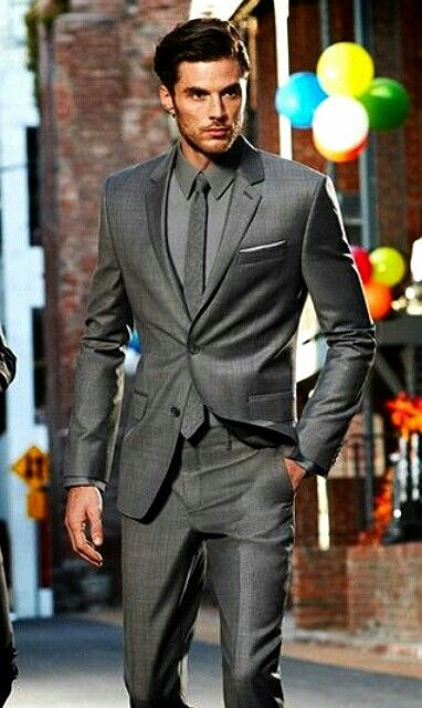 Mens suit Check out more at http://FashionFilmsNYC.com