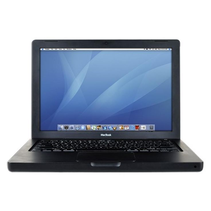 Apple MacBook Core 2 Duo T7500 2.2GHz 1GB 160GB DVD±RW 13.3 LED Notebook AirPort OS X w-Webcam (Late 2007)