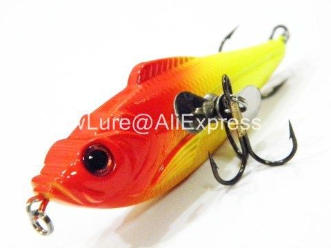 Fishing Lure Topwater Dead Fish Hard Bait Fresh Water Bass Walleye Crappie Minnow Fishing Tackle HL5279F1