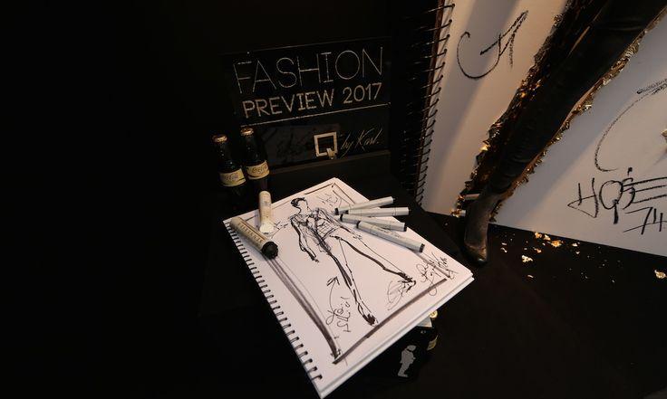 Q by Karl Fashion Preview | Abschluss Gestalter für visuelles Marketing | Innenarchitektur | Retail Design | Goldsteinstudios | Instore Installation | Visual Merchandising | Visual Marketing | Window Design |