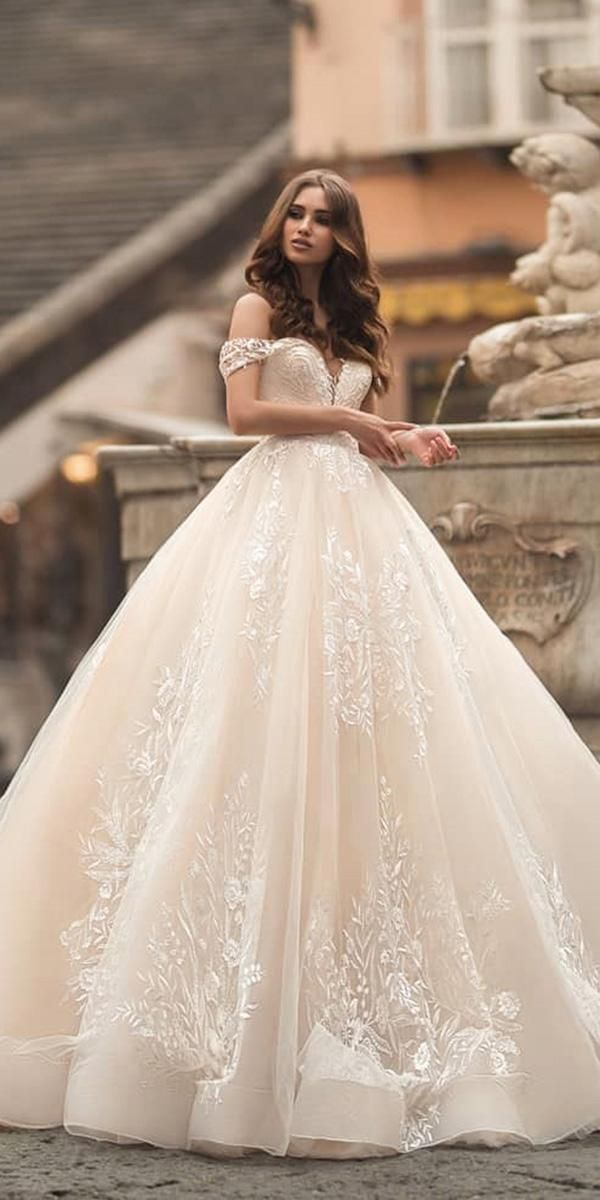 Wedding Dresses 2020 Collection Ball Gown