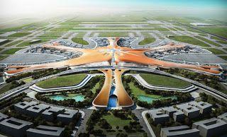 Лучшие инженерные сооружения: Пекин Дасин международный аэропорт (китайский: 北京大...