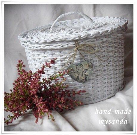 moje tvořeníčko - Fotoalbum - PLETENÍ Z PAPÍRU 2012