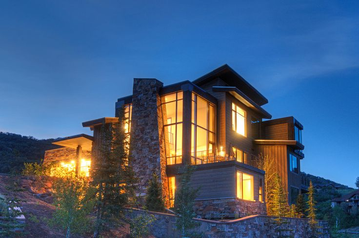 21 best images about architecture michael upwall design for Modern home design utah