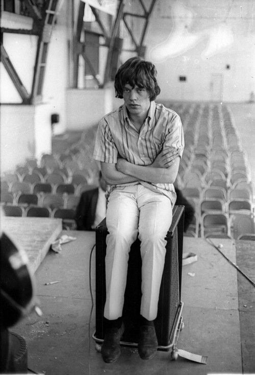Grumpy Mick | Mick Jagger and The Rolling Stones | Rolling ...