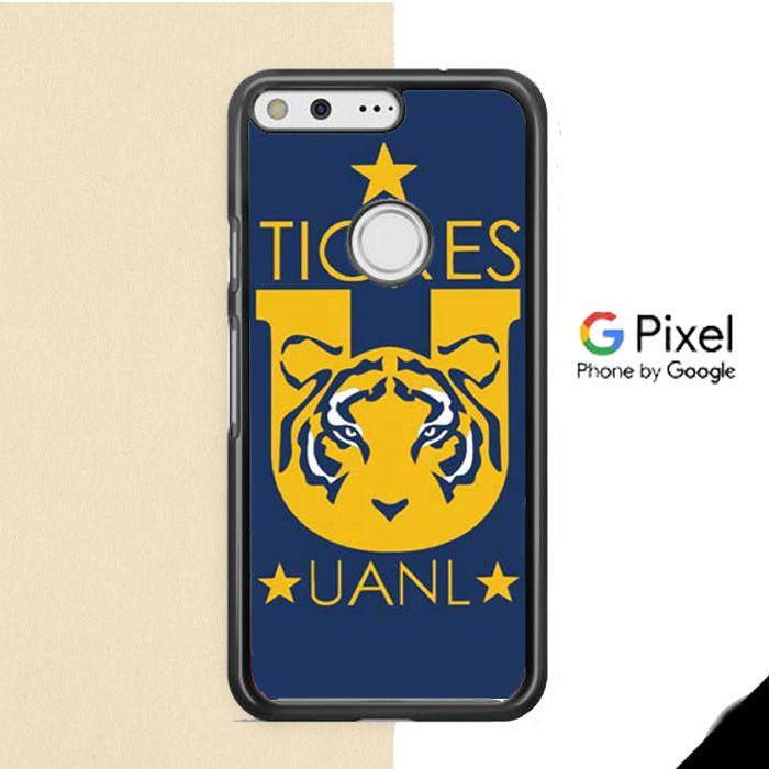 Tigres Uanl Logo Google Pixel Case