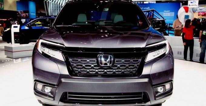 2019 Honda Passport Price