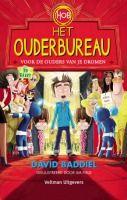 Recensie van Myrthe over David Baddiel - Het ouderbureau - voor de ouders van je dromen | http://www.ikvindlezenleuk.nl/2015/12/david-baddiel-het-ouderbureau/