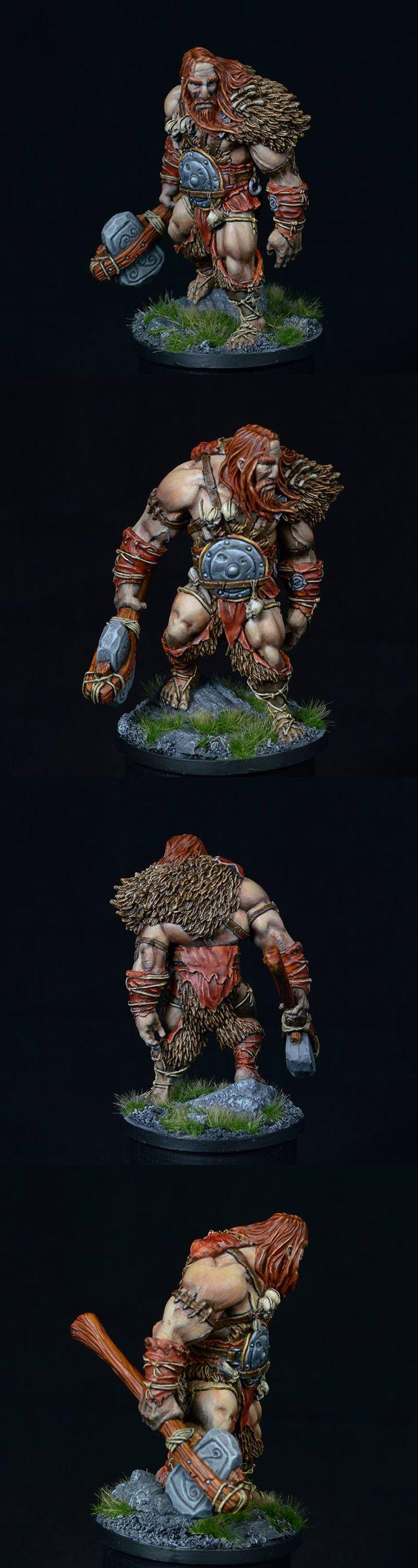 Blood Rage Mountain Giant