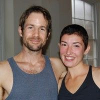 Oz and Scott from Stillpoint Yoga London - beautiful people in every way