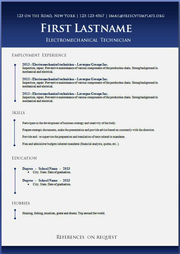 professional resume templates word download basic resume template word  haadyaooverbayresort Business Insider