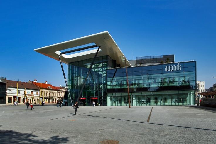 Nájdete nás v Auparku Košice / You can find us in Aupark shopping centre