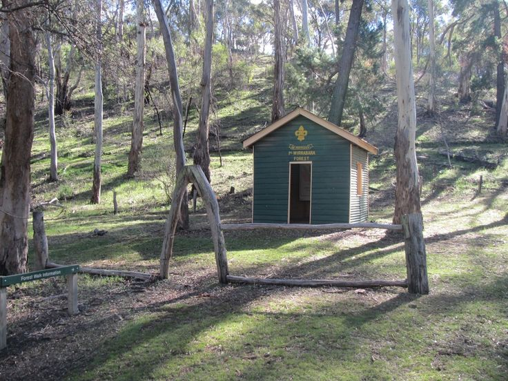 wirrabara | Scout Hall near Foresty Headquarters has now been restored