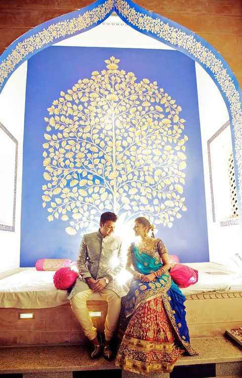 LOVE knows no color.♡ #Photography #Weddingplz #Wedding #Bride #Groom #love #Fashion #IndianWedding #Beautiful #Style