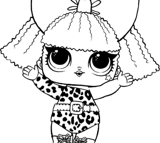 Lol Surprise Dolls Coloring Pages That Are Blank Lol Surprise Doll Coloring Pages For Kids Lol Coloring Pages Coloring Pages Coloring Pictures Lol Dolls