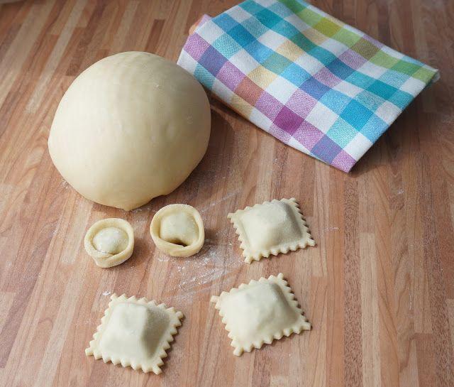 Pasta para masas rellenas La cocina de Ile.