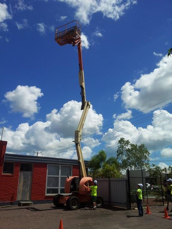#EWP at our #Darwin facility!