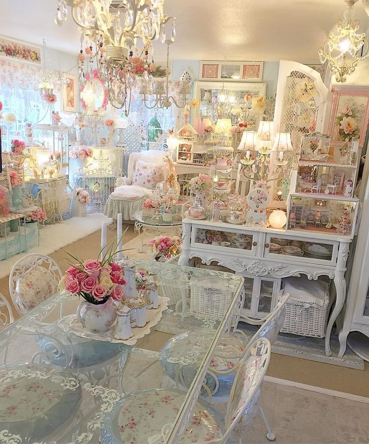 Shabby Chic Kitchen Table: Amazing Useful Tips: Shabby Chic Kitchen Table Shabby Chic