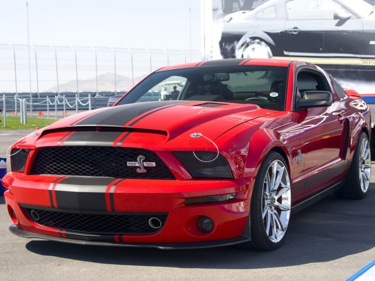 GT 500 Super Snake, dream car
