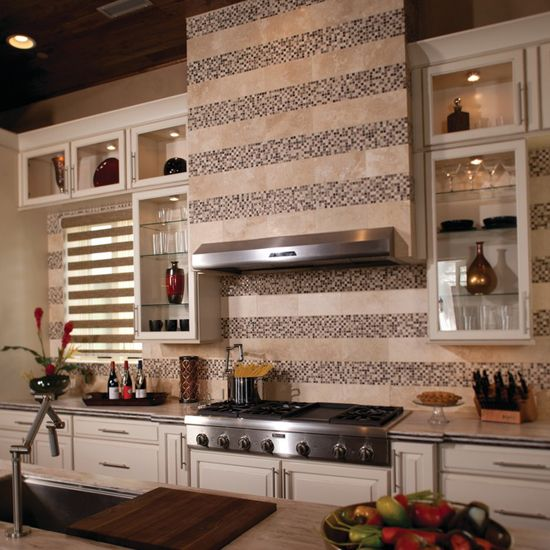 Best Kitchens Images On Pinterest Tile Design Backsplash - Daltile backsplash ideas
