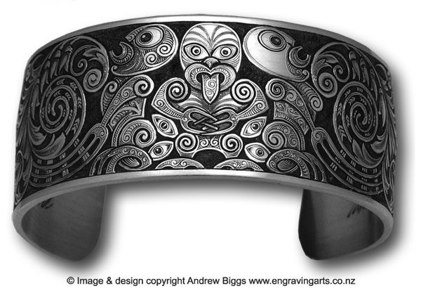 Andrew Biggs Engraved Jewellery