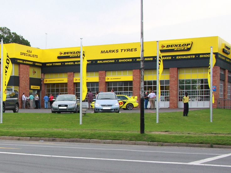 For professional and friendly tyre care plus much more, visit your nearest #DunlopZone.