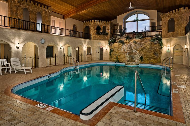 There's a Mediterranean oasis in Manitoba, and it's at Quality Inn #Winkler! Call (204) 325-4381 to experience it for yourself! #hotels #travel #tourism #manitoba #canada