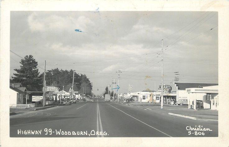 Motel  Woodburn Oregon