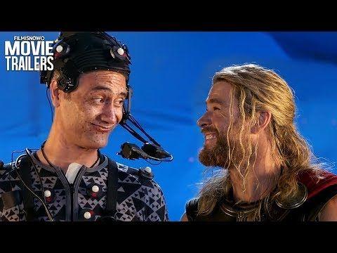 Thor Ragnarok Funny Behind The Scenes Moments With Taika Waititi Asgard Cateblanchett Chrishemsworth Filmingmoments Filmisnow Funnybehindthescenes Goruntuler Ile