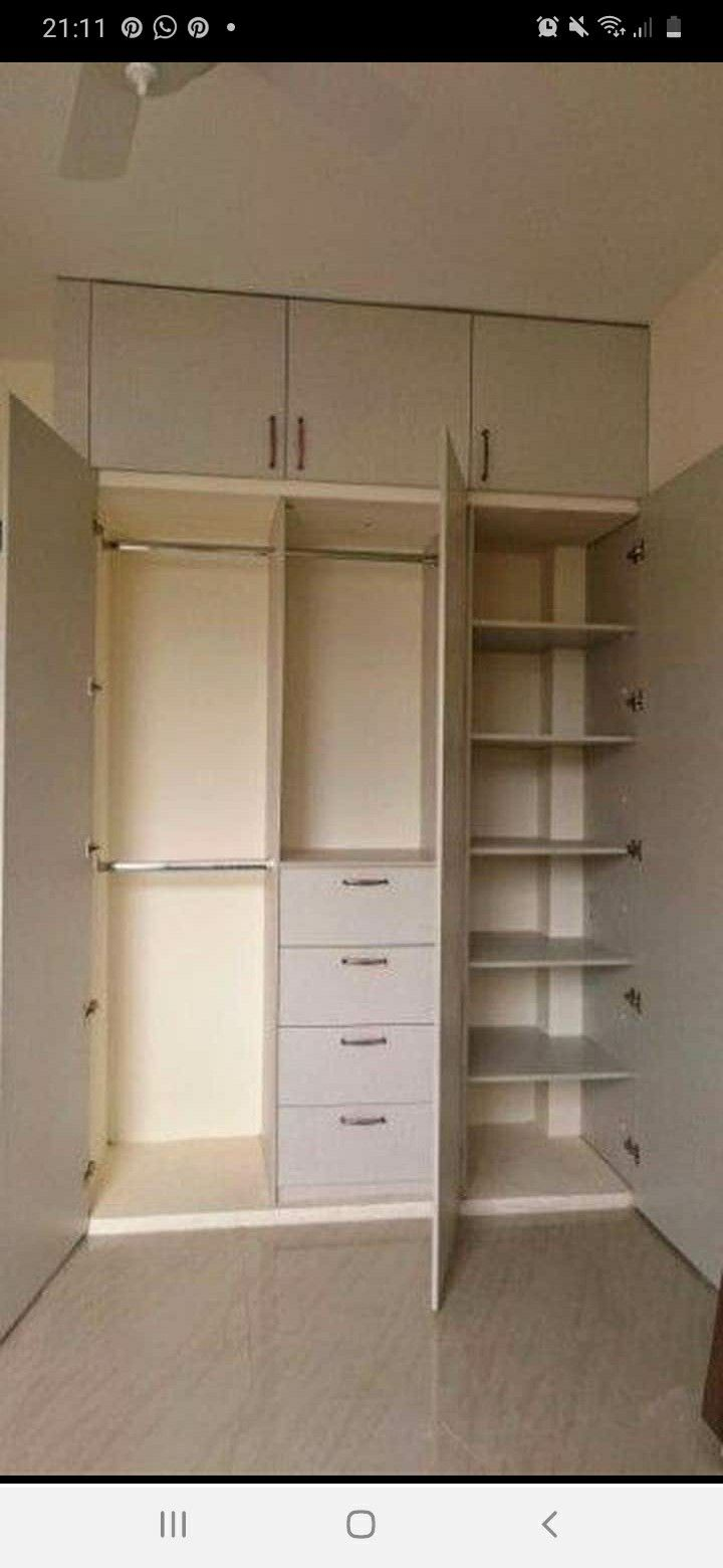 19 Cuartos de closet modernos