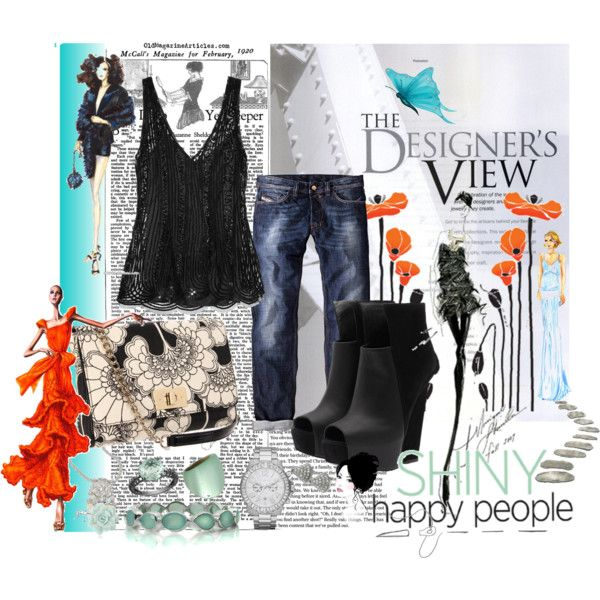 """""""Designer for a day"""" by lenazinha on Polyvore"""