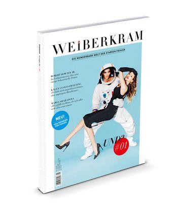 Weiberkram, first issue, love the magazine :)
