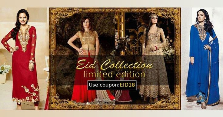 Start Your Shopping Spree From Right Now. Get 18% Concession On Ramadan Offer,Use Coupon: EID18 ‪#‎Eid_ul_Fitr‬ ‪#‎Ramadan‬ ‪#‎limitedperiodoffer‬ ‪#‎Indiaemporium‬