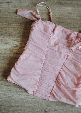 Kup mój przedmiot na #vintedpl http://www.vinted.pl/damska-odziez/topy-koszulki-i-t-shirty-inne/17647992-bluzka-na-ramiaczkach-gorset-ann-summers-34-8
