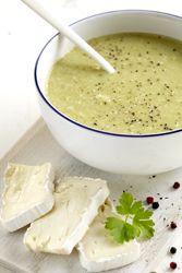 Preisoep met brie - Colruyt Culinair !