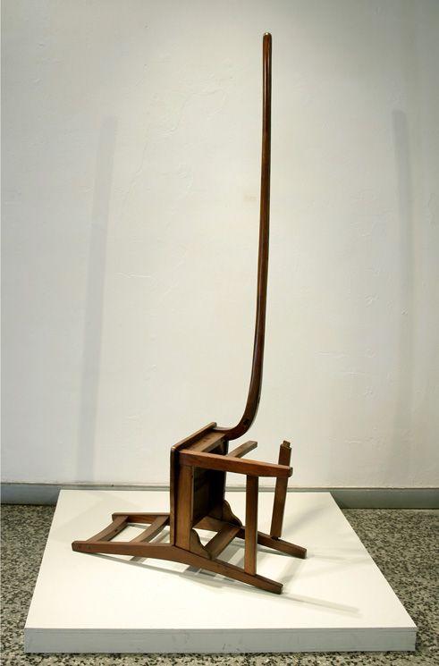 Yoan Capote :: Sitio Oficial | Official Site - artworks - Sculpture & Installations - Erección
