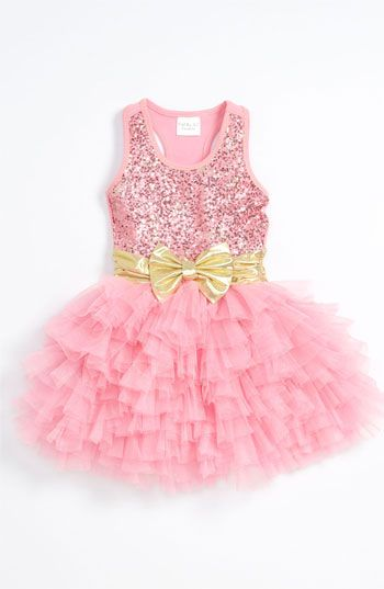 Ooh! La, La! Couture 'Wow Dream' Dress (Little Girls & Big Girls) available at #Nordstrom-- Scarlette's 5th bday