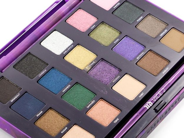 I sooooo love this!!! Urban Decay Vice 2 Palette! UD makes the best palettes. Such a wonderful gift!