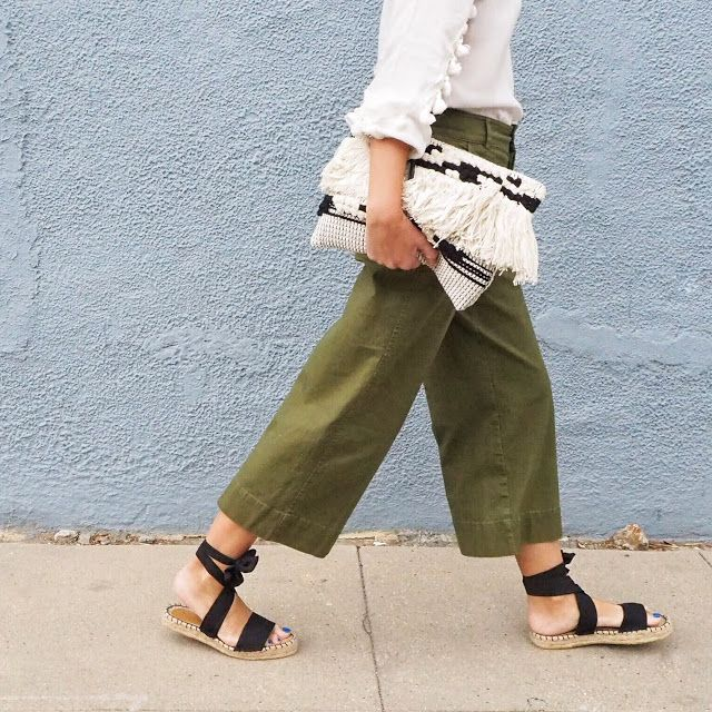 Khaki: the new black (The Frugality)