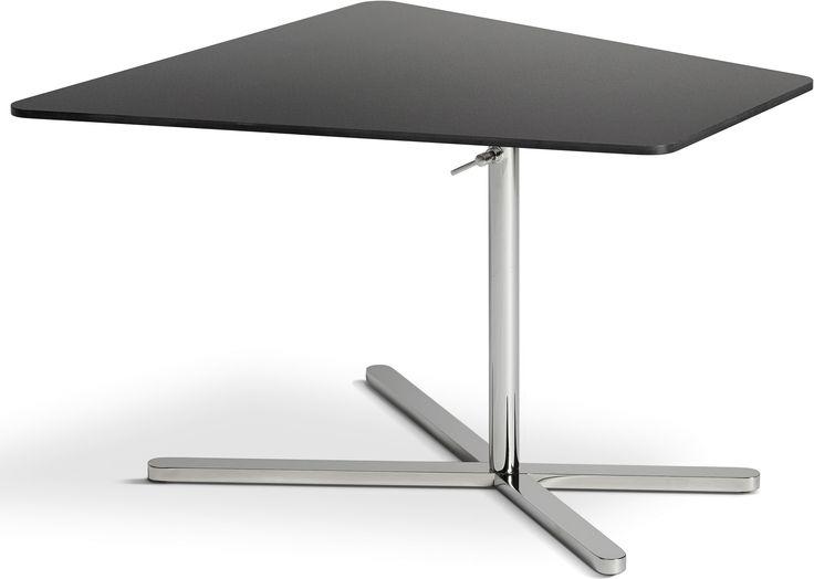 Interstuhl TANGRAMis5 Tisch, höhenverstellbar (Trapezform) (T510)