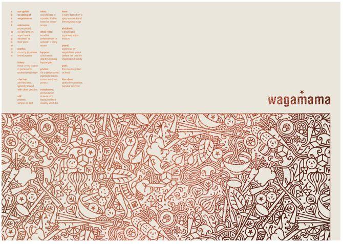 Wagamama - sodavekt