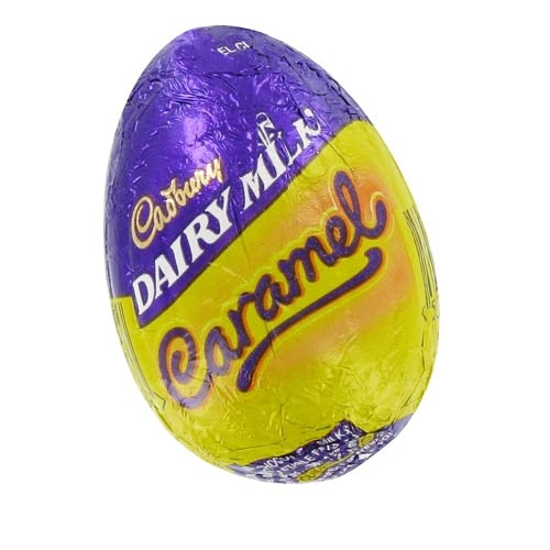 Cadbury Caramel Egg - Easter Candy  #easter#paas