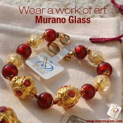 Уникальные украшения из муранского стекла придадут элегантности каждой леди. Посетите нашу страницу www.muranoglass.com/ru.
