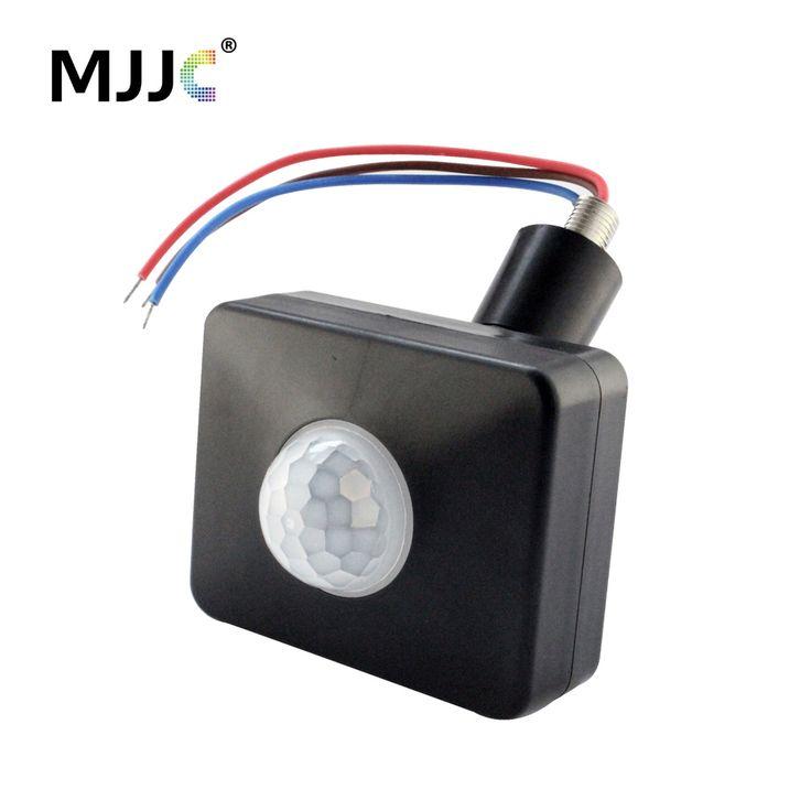 PIR Sensor 12V 220V Motion Sensor 110V Motion Detector Sensor Timer 220V Automatic Infrared Outdoor Movement Sensor Light Switch. Yesterday's price: US $5.11 (4.17 EUR). Today's price: US $5.11 (4.19 EUR). Discount: 13%.