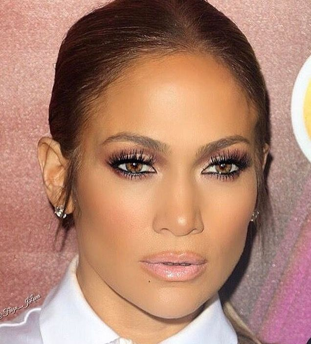 amazing haircuts best 25 jlo makeup ideas on 4496
