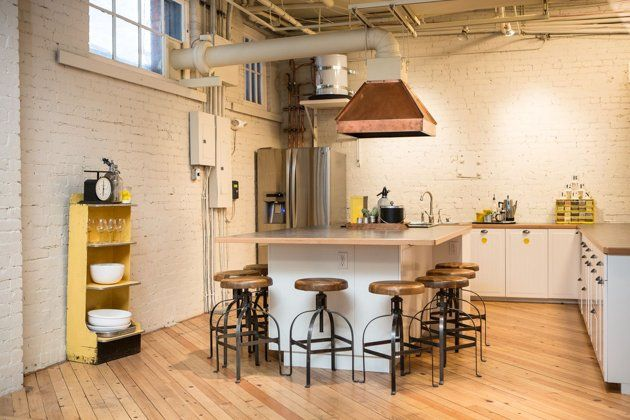 77 best coworking furniture images on pinterest for Furniture maker seattle