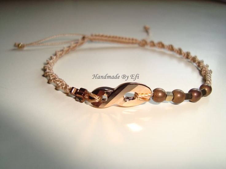 #Bracelets #Swarovski #Hematite